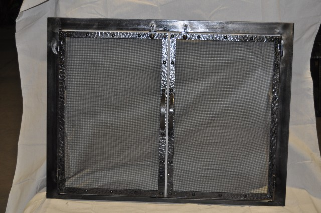 Fire Place Screens