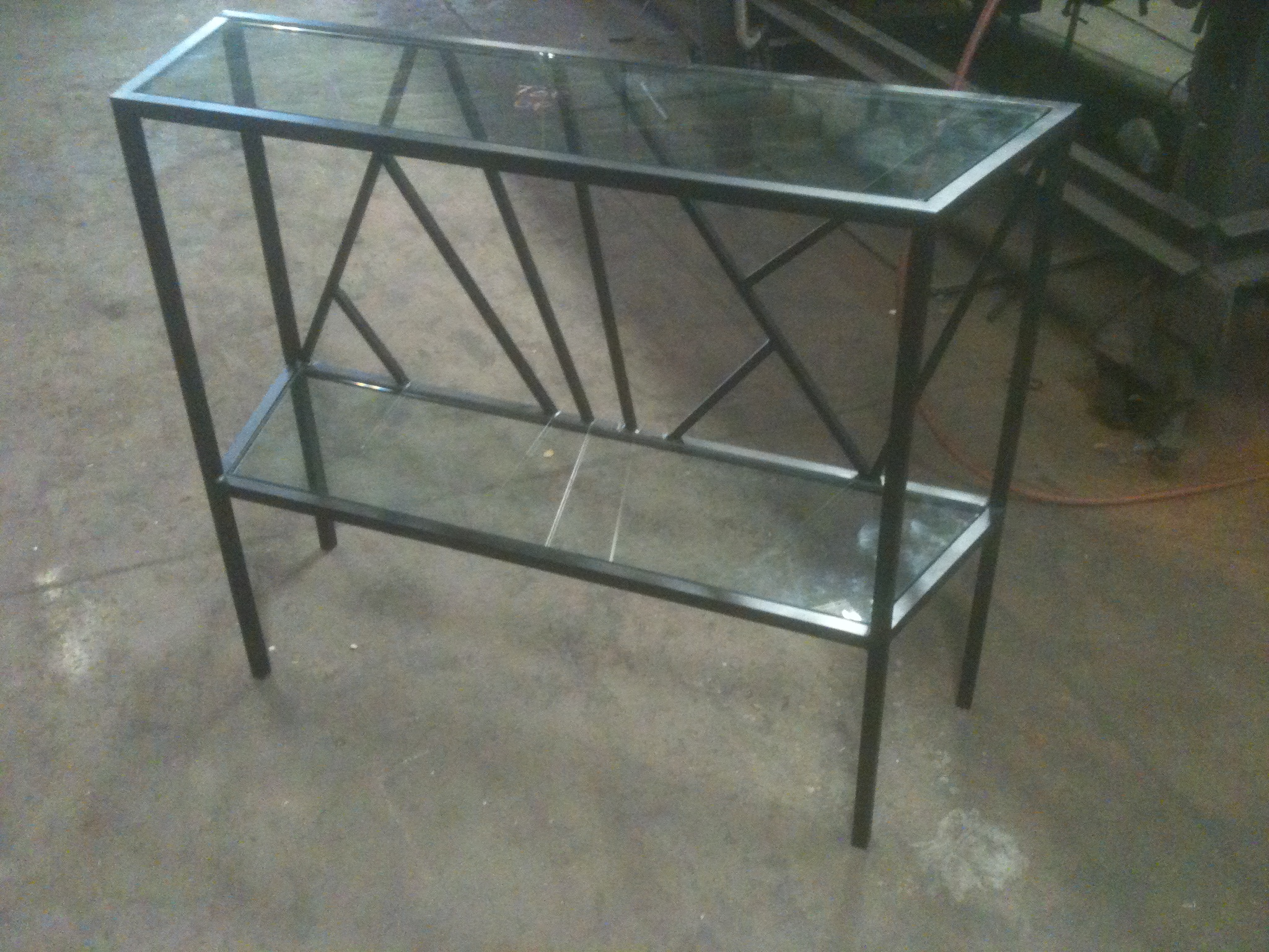 Table – Modern Lines Credenza