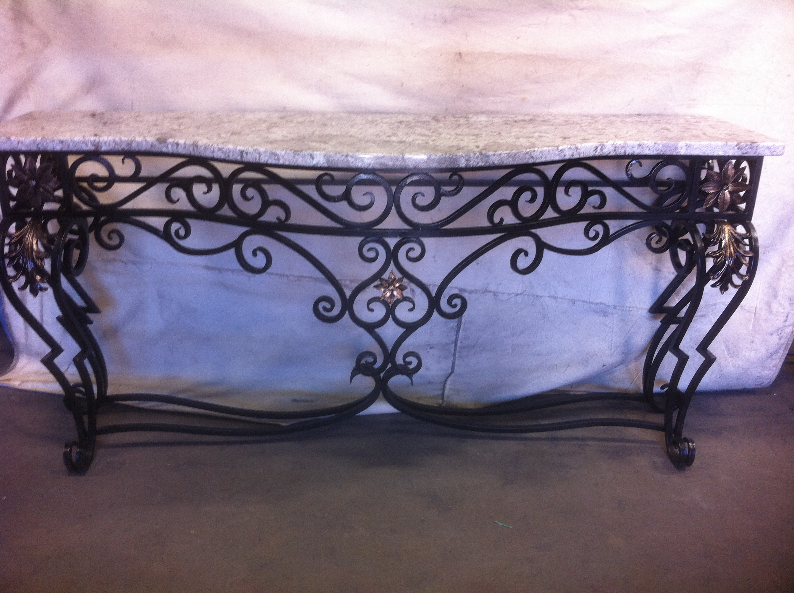 Table – Traditional Belly Credenza