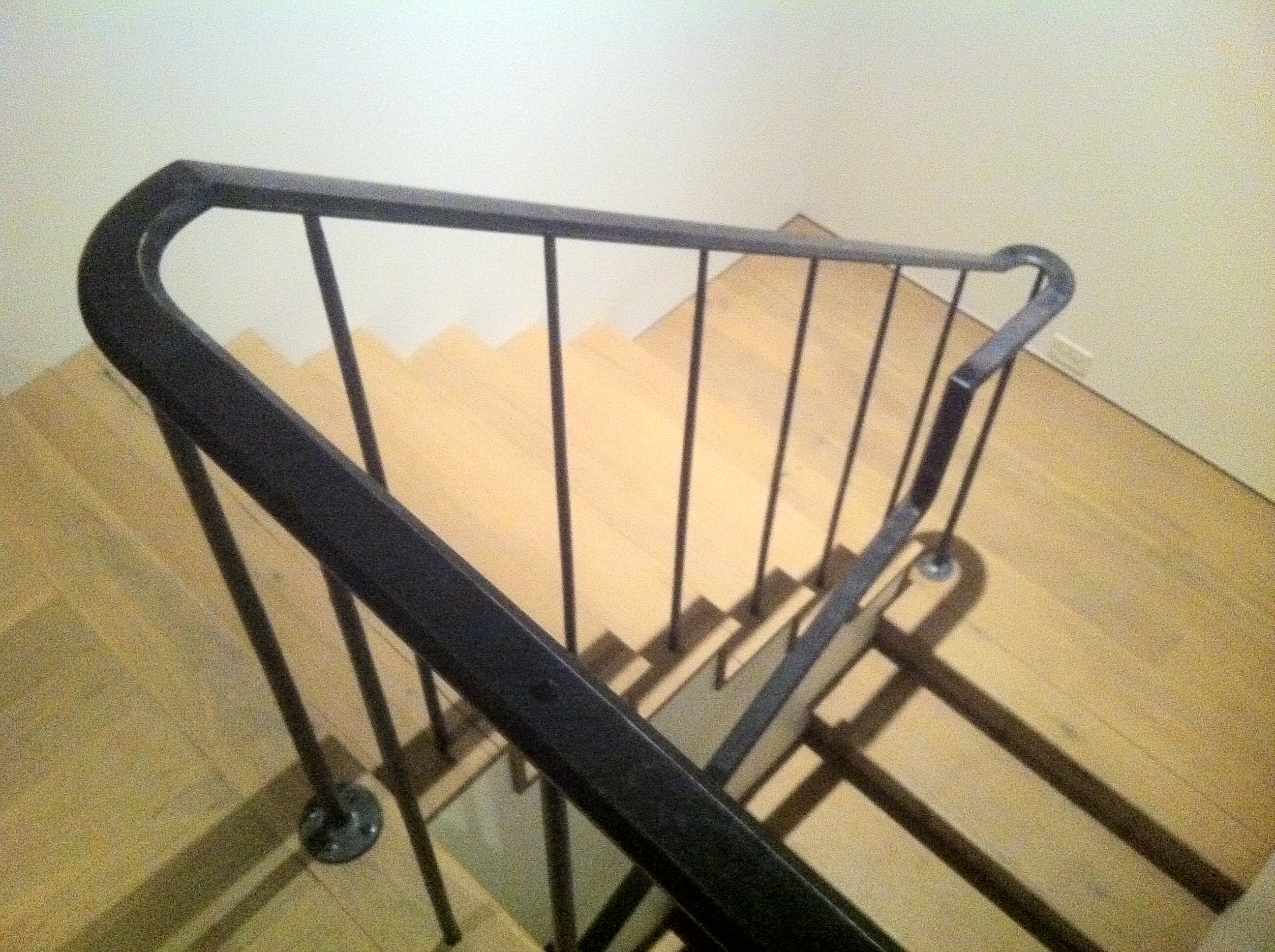 Railing – Simple and Clean